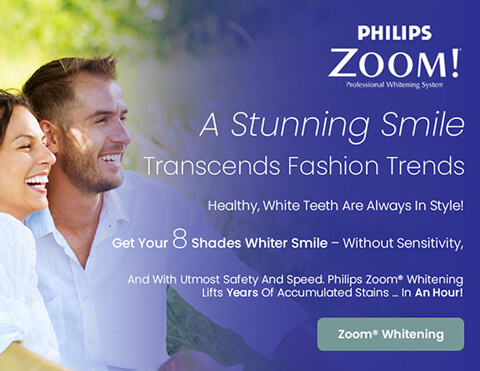 Zoom whitening in Berkeley, CA