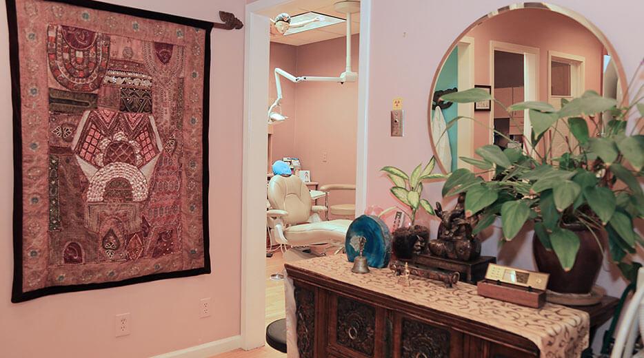 Transcendentist Entry Room